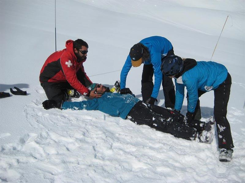 rescate avanzado y primeros auxilios