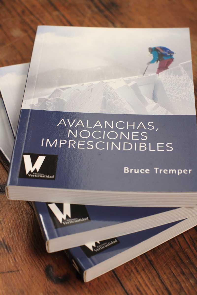 Llibre avalanchas